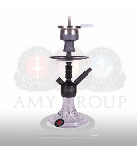 Amy Alu Antique Berry Mini 072.03 - Clear RS Black