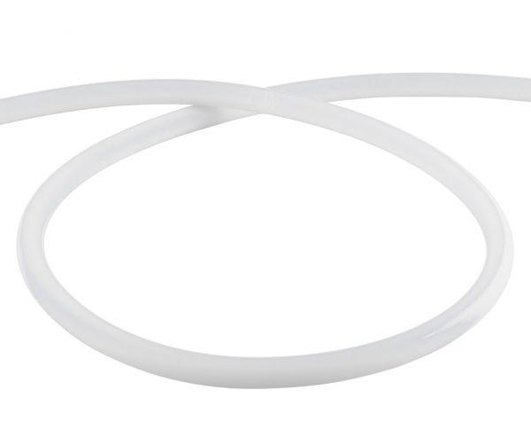 Shisha Silikonschlauch - Weiß Matt