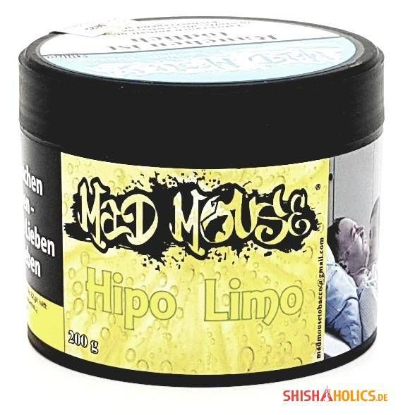 Mad Mouse - Hipo Limo 200g