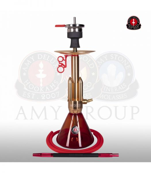 AMY Little Rocket 067.02 - Red RS Gold