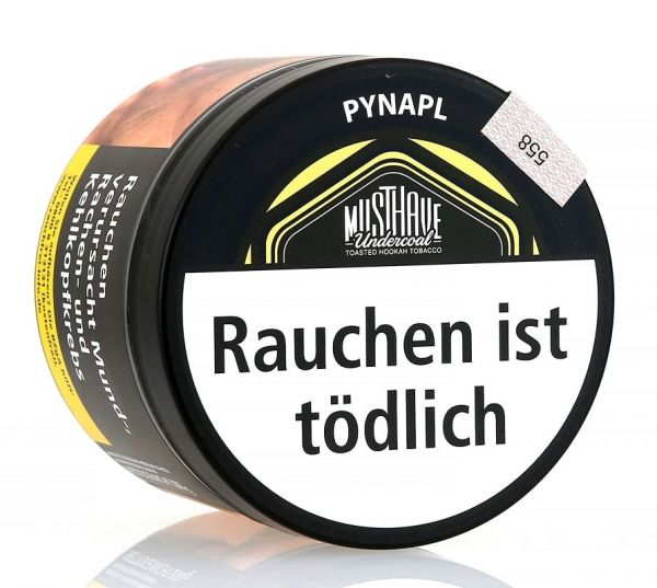 Musthave - Pynapl 200g