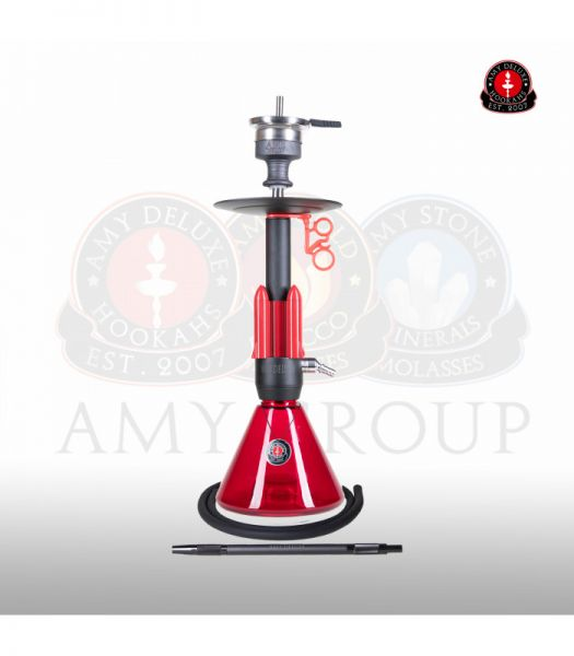 AMY Little Rocket 067.02 - Red RS Black