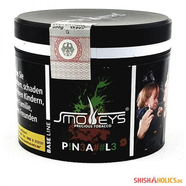 Smokeys - Pineapple 200g