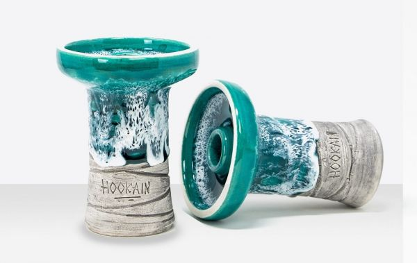 Hookain LESH LIP Bowl Cool Water - Phunnel