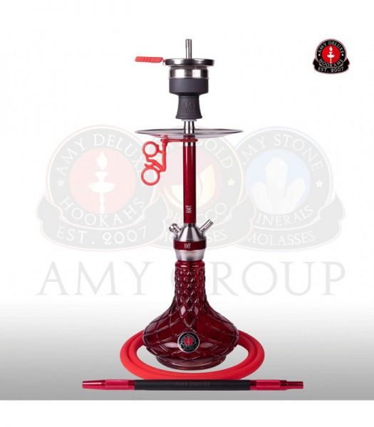 AMY Carbonica Hybrid S SS32.02 - Red