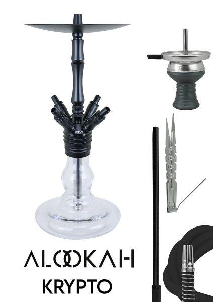 Alookah Krypto - Clear
