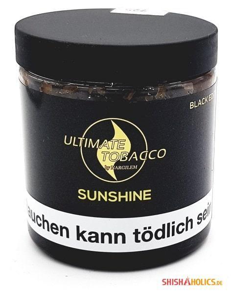 Ultimate Black Edition - Sunshine 150g