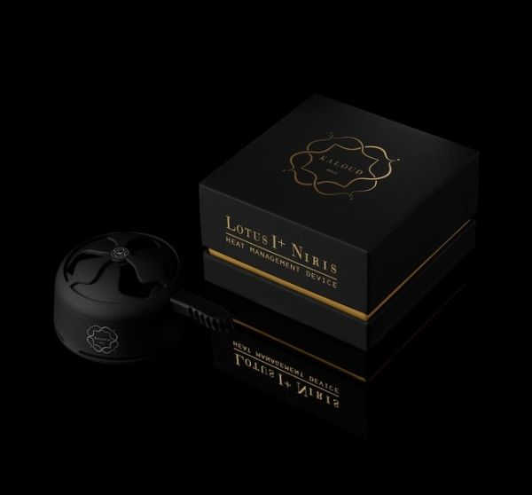 Kaloud Lotus I+ Niris - The Black Lotus