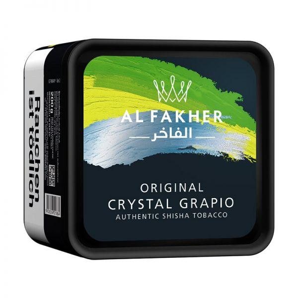 Al Fakher - Crystal Grapio 200g