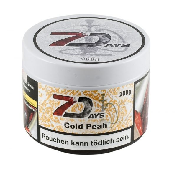 7Days Classic - Cold Peah 200g