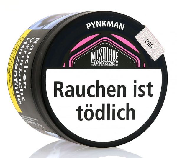 Musthave - Pynkman 200g