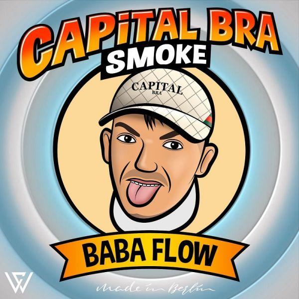 Capital Bra Smoke - Baba Flow 200g