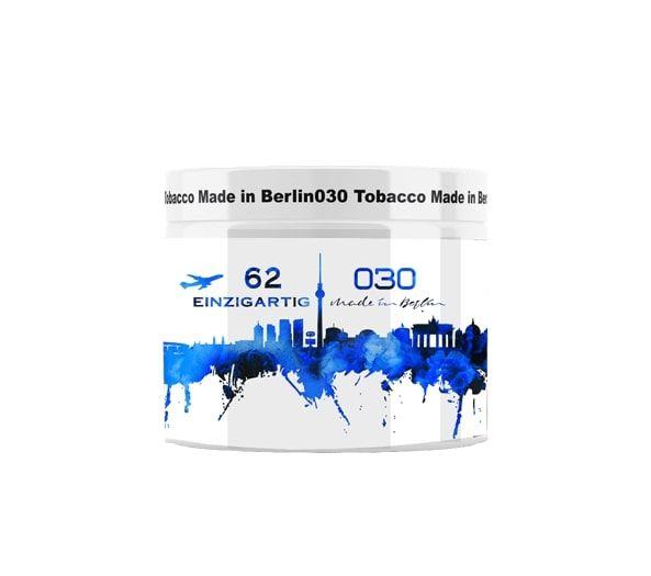 030 Tabak - Einzigartig 62 200g