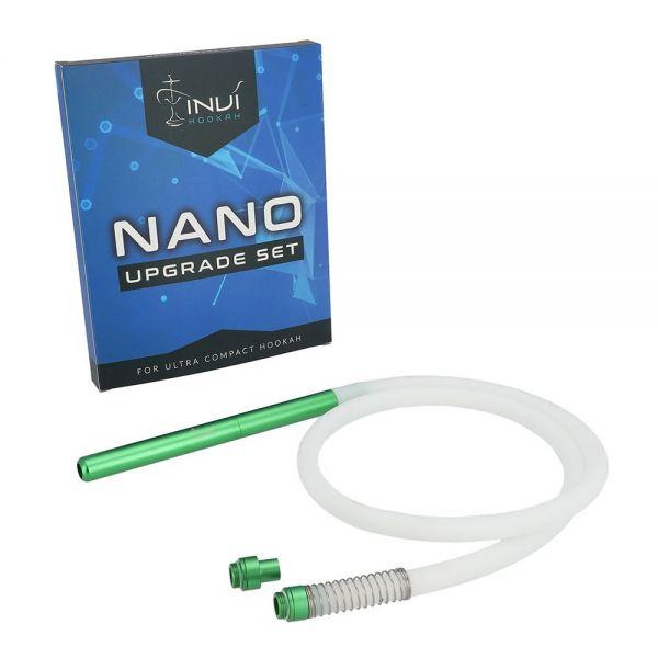 INVI Nano 2-Schlauch Upgrade Set Alu - Grün