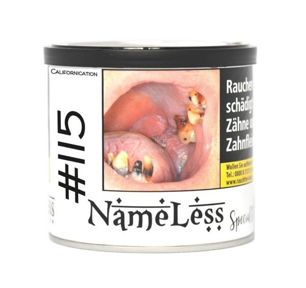 NameLess Special Edition - #115 Californication 200g