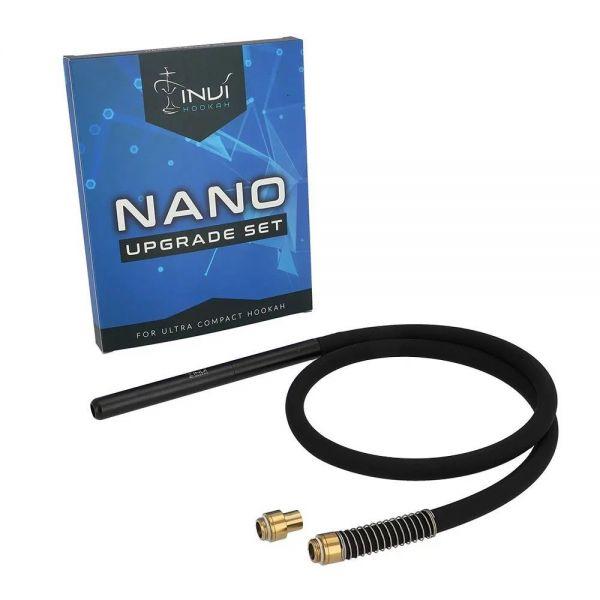 INVI Nano 2-Schlauch Upgrade Set Edelstahl - Gold