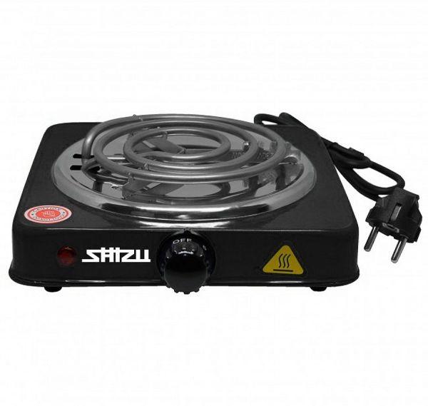 ShiZu Kohleanzünder 1000W - Black
