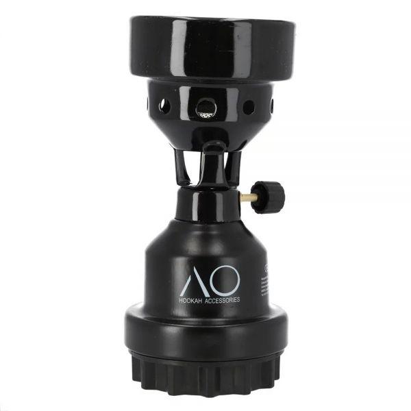 AO Gas Kohleanzünder - Schwarz