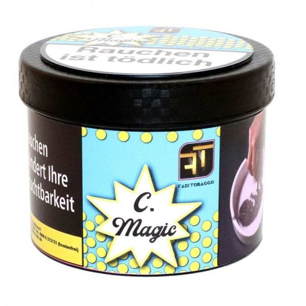 Fadi Tobaggo - C. Magic 200g