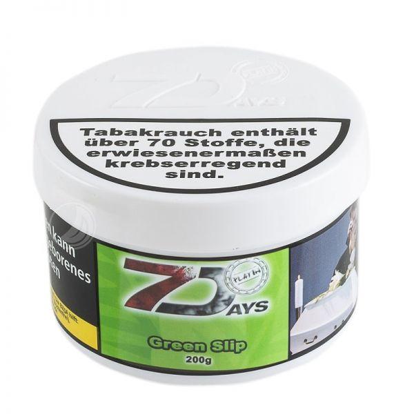 7Days Platin - Green Slip 200g